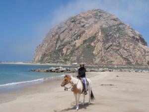 Morro Rock ride